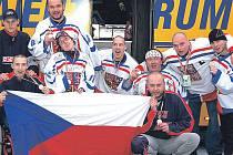 Česká reprezentace by ráda zaznamenala na svých premiérových paralympijských hrách ve Vancouveru úspěch.