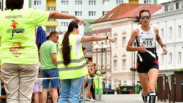 Sokolovský BMW Group 1/4maraton.