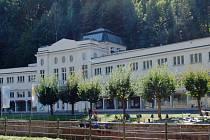 Galerie umění v Karlových Varech.