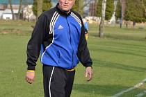 Milan Pokrupa, trenér Ajax Kolová.