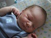 MATYÁŠ BOKR z Bečova nad Teplou se narodil 3. 5. 2017