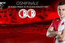 Slavia v MOL Cupu. Pomoci můžete opět virtuální vstupenkou.