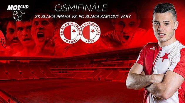 Slavia vMOL Cupu. Pomoci můžete opět virtuální vstupenkou.