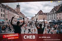 Rekordních 507 běžců se postavilo o víkendu na start chebské Valdštejnovy desítky.