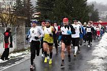 Novoroční běh, který pořádá tradičně nohejbalový SK Liapor Karlovy Vary, za sebou uzavřel další excelentní kapitolu.