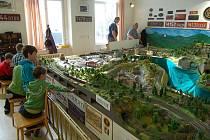 Čtvrtý ročník přeboru Karlovarského kraje železničních modelářů se uskutečnil v sobotu v Ostrově