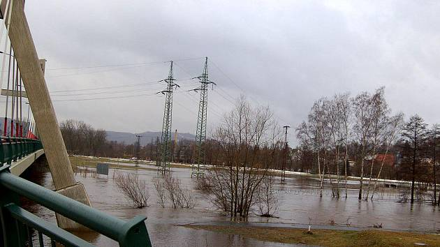 Rozvodněná Ohře
