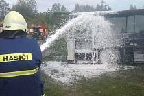 Ve střehu 24 hodin denně. Podle velitele Sboru dobrovolných hasičů Antonína Kozla musí být jeho tým připřipraven na každou situaci. A především celý den, ve dne i v noci.