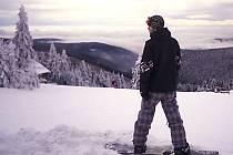 BOŽÍ DAR MÁ AMBICE stát se snowboardovým centrem Krušných hor.