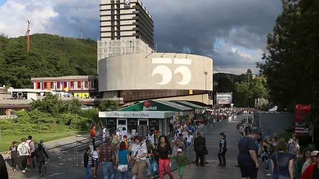 Hotel Thermal - 55. ročník filmového festivalu v Karlových Varech.