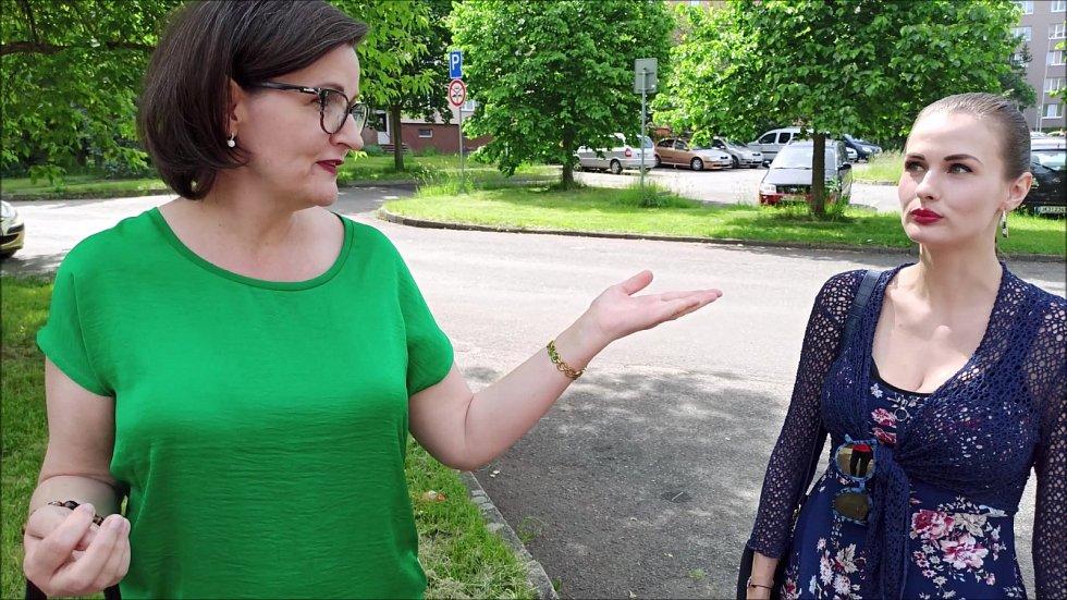 Obyvatelé Čankovské: Letní kino na sídliště nepatří