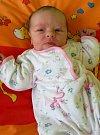 Kačenka Plouharová z Louček u Nového Sedla se narodila 17. 4. 2013