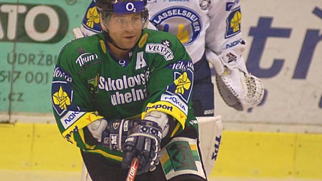 Odchovanec plzeňského hokeje Josef Řezníček dnes překoná rekord extraligy. Nastoupí ke svému 911. zápasu.