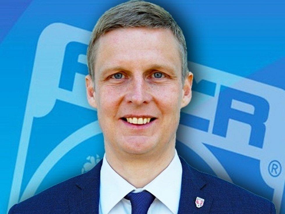 Tomáš Provazník, sportovní ředitel Baníku Sokolov, je novým předsedou Výkonného výboru KKFS.