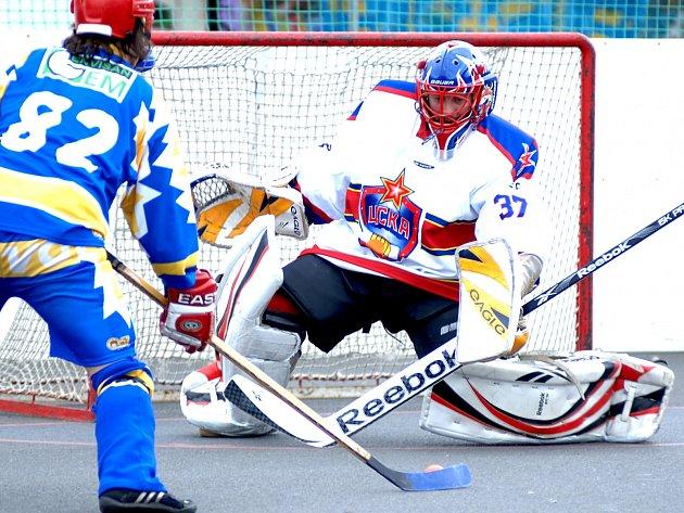 CSKA odvrátilo hrozbu konce sezony, rozhodne páté utkání.