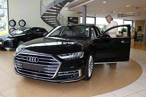 Vedoucím prodeje vozů Audi se stal od loňského podzimu v karlovarském Car Pointu Jiří Horčic.