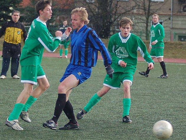 Zápas Kyselka vs Čechie Dalovice.