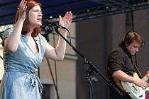ROCKOVÝ FESTIVAL MINI ROCK CHODOV FEST okoření svým vystoupením také táborská kapela Kalle.
