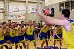 Celorepublikové finále basketbalu středních škol v Karlových Varech