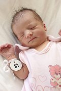 Linduška Ouporová z Chodova se narodila 2. 10. 2013