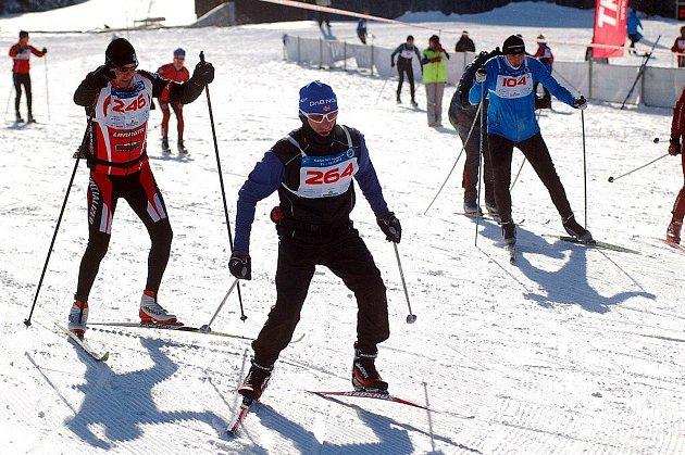 Karlův běh 2012
