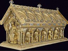 Relikviář sv. Maura.