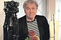 Karlovarský výtvarník Ladislav Švarc odešel ve věku 85 let.