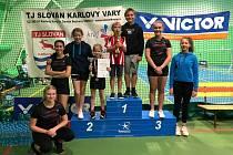 8. ročník Memoriálu Pavla Luňáka, spoluzakladatele prvního badmintonového oddílu v Karlových Varech a dlouholetého trenéra mládeže, byl na programu v lázeňském městě.