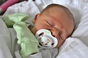 ŠIMONEK HABICH z Karlových Varů se narodil 20.10.2016
