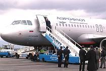 ZÁJEM ROSTE. Karlovarské letiště odbavuje stále více cestujících.