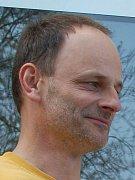 Otmar Homolka, zakládající člen sdružení 'O co jim jde'.