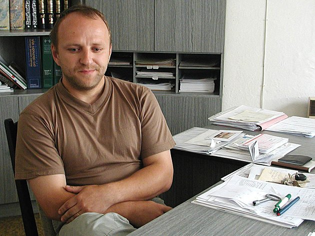 Když byl Radek Langmaier (na snímku) ve funkci starosty Stanovic, podle protikorupční policie se prý dopustil řady chyb.