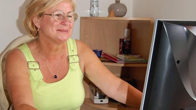 Nová ředitelka SOS Sylvie Cenefelsová.