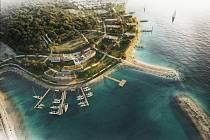 Možná budoucí podoba jezera Medard.