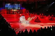 KV Aréna uvede muzikál Popelka na ledě