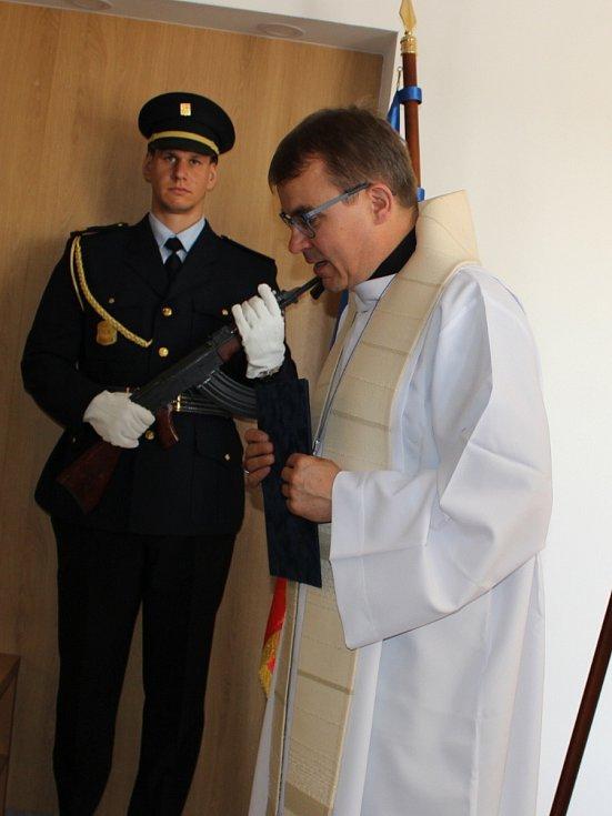 Věžnice ve Vykmanově u Ostrova si připomíná 70 let do svého založení. Původní tábor pro politické vězně se změnil na věznici, které je důstojná 21. století. U příležitosti výročí bylo oceněno několik zaměstnanců a biskupem Holubem požehnána pamětní deska