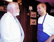 PROJEKT Šéfkuchaři vaří Klasu navštívil i Karlovy Vary.