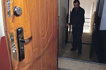 Policie radí, jak si nejlépe zabezpečit svůj byt, dům nebo chatu.