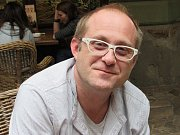 Viktor Braunreiter, autor hry a zároveň jedna z nejvýznamnějších postav v ději.