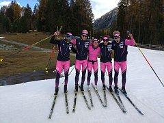 V ITALSKÉM LIVIGNU se představí tým Lukáše Bauera poprvé pod novým názvem eD system Bauer Team. Cílem týmu je se ukázat a nejlépe i zabojovat o umístění na stupních.