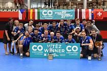 Kategorii PRO ovládli v rámci Floorball Czech Open 2021 florbalisté FB Hurrican Karlovy Vary, kteří ve finále porazili výběr Panthers Praha 7:5 a dosáhli na cenné zlato.
