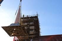 Úspěšnou opravou se může pochlubit například radošovský kostel sv. Václava.