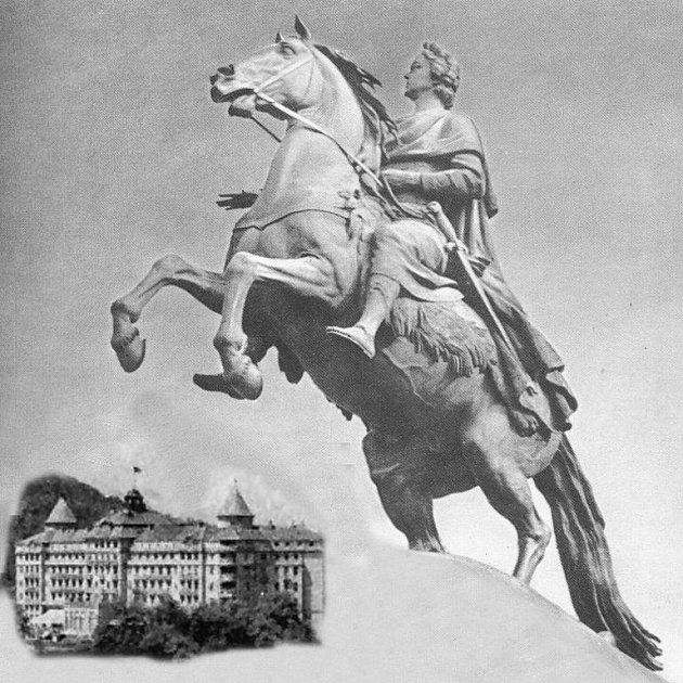 Muzejní noc — 29. května 2010: Petr Veliký na koni aneb Slavní návštěvníci Karlových Varů.