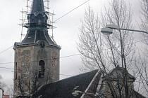 Kostel v Hroznětíně