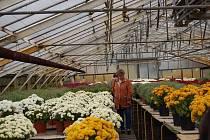 ROZKVETLÁ ZAHRADA. V Teplé se loučili s letošní zahradnickou sezonou. Největší akci v Karlovarském kraji pod názvem Rozmarný podzim navštívilo přibližně pět set návštěvníků