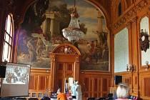 Císařské lázně — Zanderův sál
