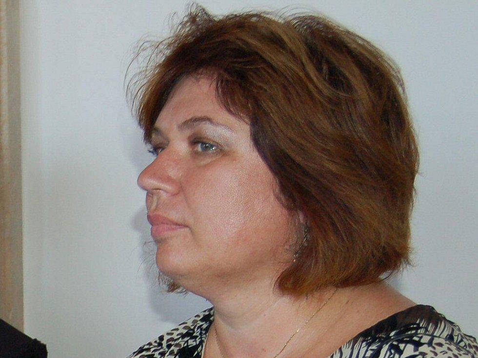 Ivana Doubová.