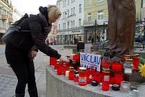 Lidé z Karlových Varů vzpomínají na Václava Havla