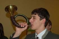První únorový víkend byl ve Žluticích ve znamení semináře mysliveckých trubačů.