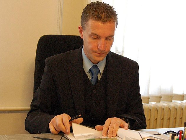 Miroslav Egert, starosta Bochova